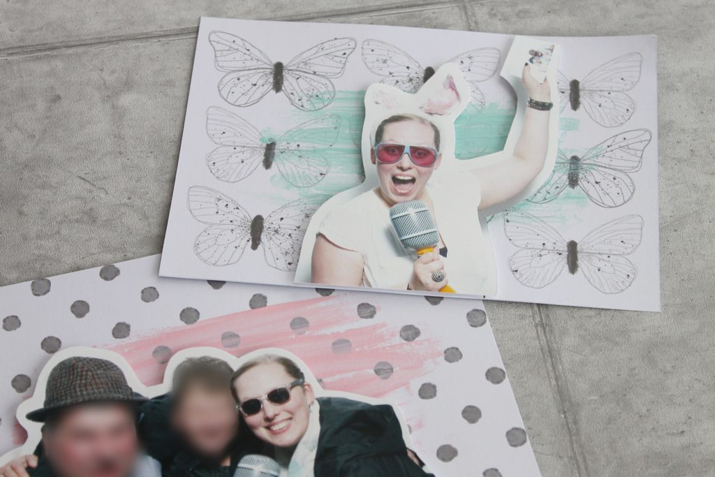 DIY | Bilderrahmen dekorieren – PAPIERPROJEKT Blog